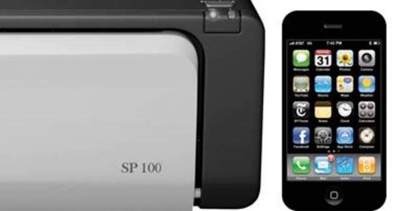 sp100e iphone