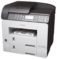 Imprimante multifonction Ricoh SG3110SFNw - Copieur, scanner, fax, imprimante, Wifi