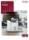 Cliquez ici pour afficher la brochure de l'imprimante multifonction Ricoh MPc3003